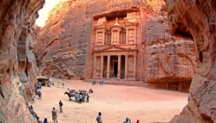 Petra & Dubai
